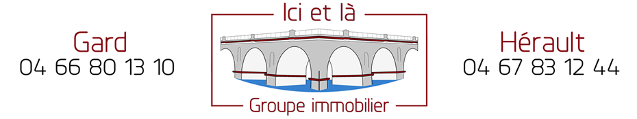 Agence immobiliere ICI ET LÀ IMMOBILIER